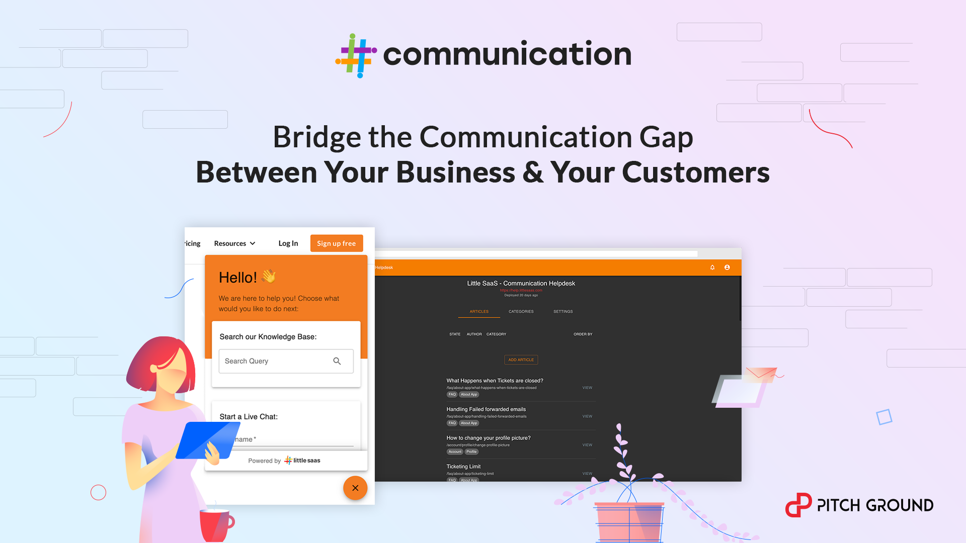 Communication-LittleSaaS