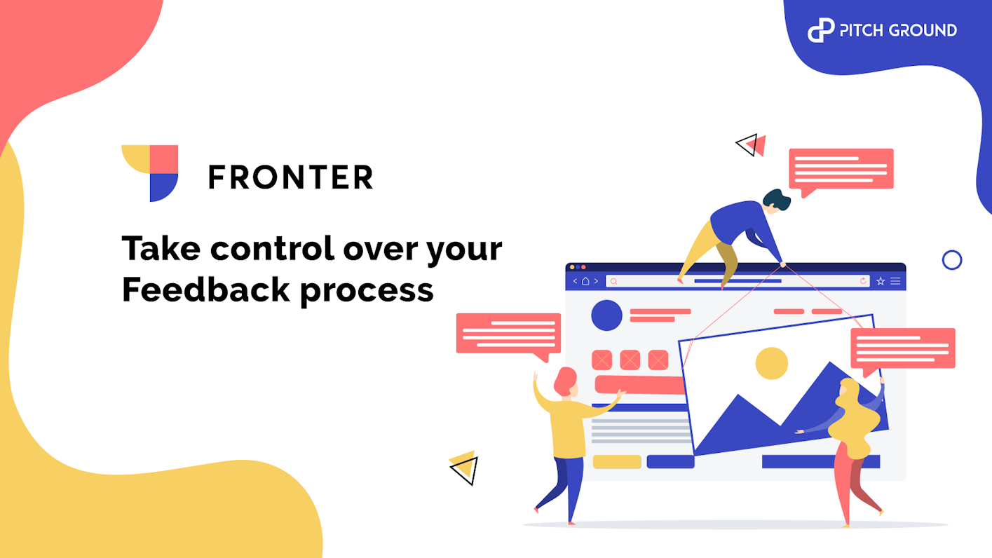 Fronter App - Take Control Over Your Feedback Process
