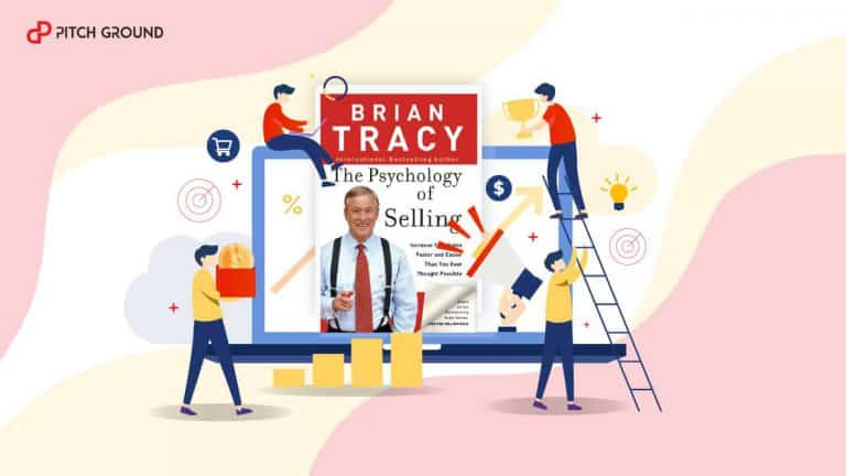 psychology of selling book image