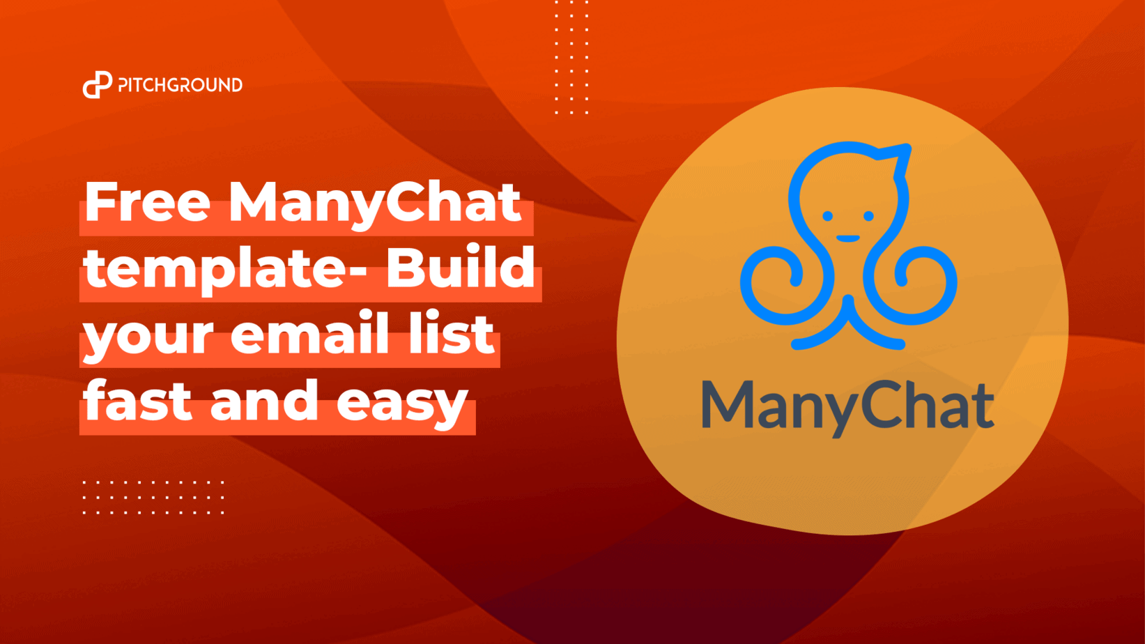 Free Manychat template