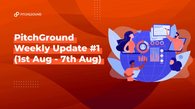 pitchground saas weekly roundup