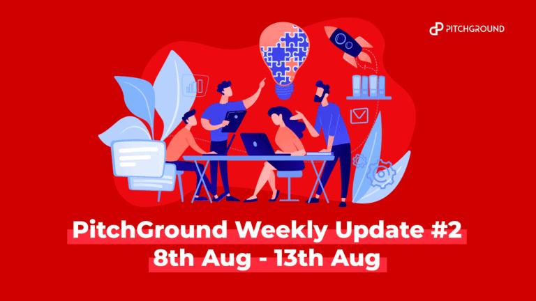 PitchGround weekly update