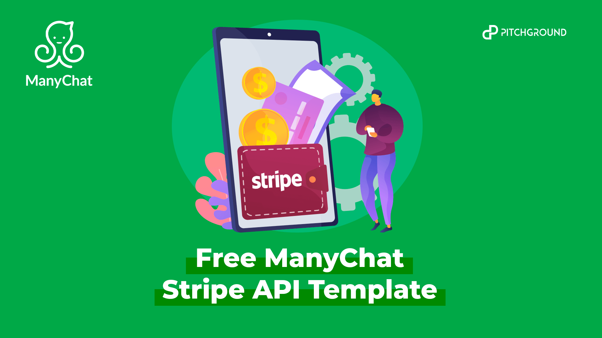 Stripe template for dynamic checkout systems