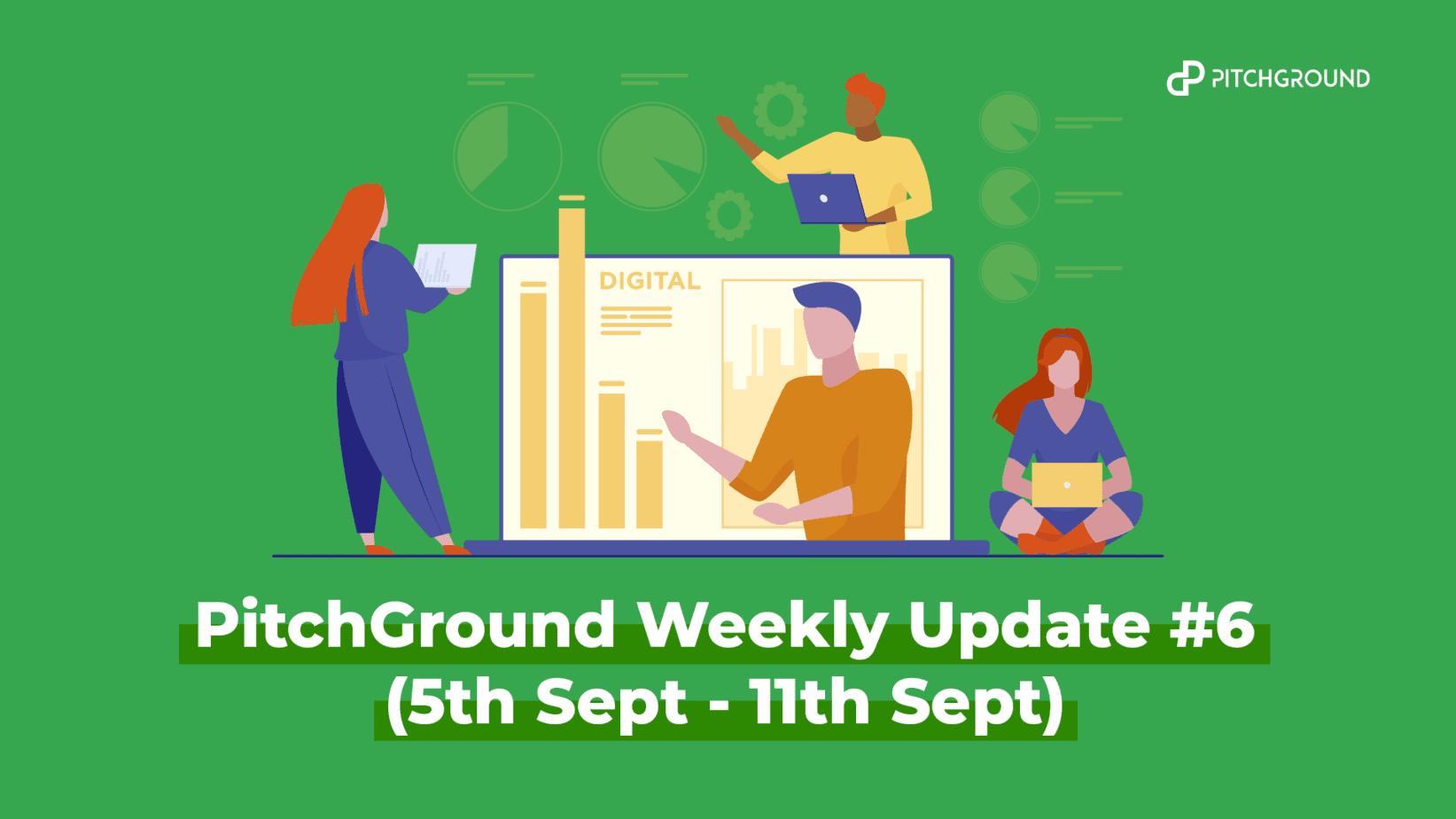 PitchGround Weekly